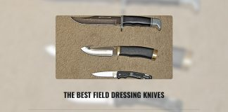The Best Field Dressing Knives