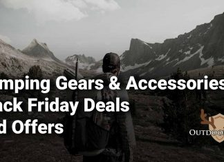 Camping Gears & Accessories Black Friday Deals and Offers