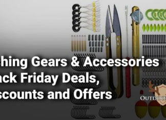 Fishing Gears & Accessories Black Friday Deals, Discounts and Offers