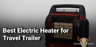 Electric Heater for Travel Trailer