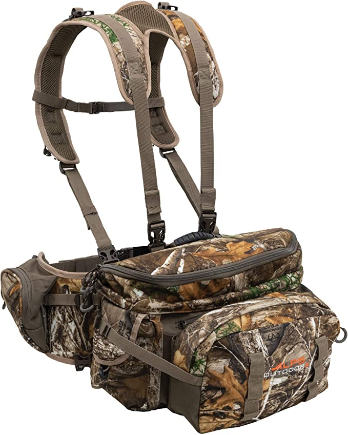 ALPS OutdoorZ Hunting Fanny Pack with Shoulder Straps