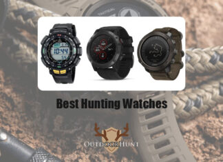 5 Best Hunting Watches